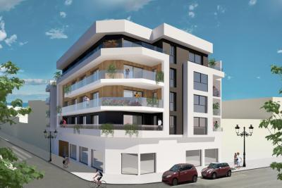 Modern New Build Apartments in Guardamar just 500m from ...