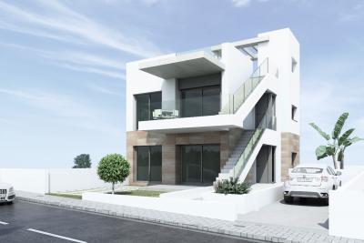 New Build 3 bedroom bungalow in San Miguel de Salinas