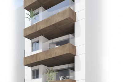 Fabulous new build 2 bedroom, 2 bathroom luxury apartmen...