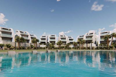 Unique design new build 3 bedroom apartments in Ciudad Q...