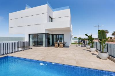 Attractive 'Key Ready' modern 3 bedroom quad villas with...